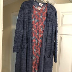 LuLaRoe perfect paired outfit